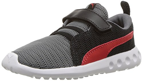 fa6534a60c432 Sneakers – PUMA Baby Carson 2 Velcro Kids Sneaker Quiet Shade-Flame ...